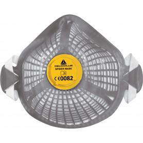 Boîte de masques respiratoire FFP2W avec charbon actif