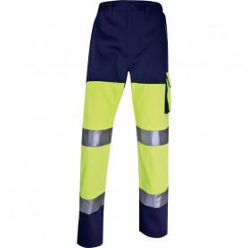 Pantalon de travail haute visibilité panostyle
