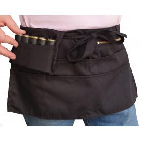 Tablier de Serveur, avec monnayeur extractible, 1 poche zippée